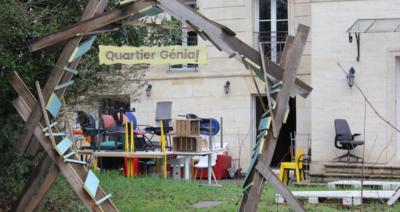 #4 La Mue : Réappropriation de la maison du QG